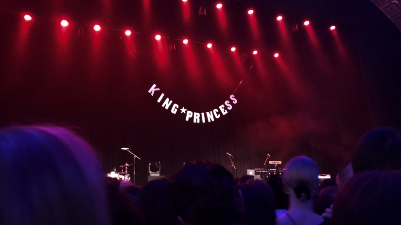What I Wore: King Princess at The Forum