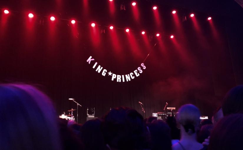 What I Wore: King Princess at TheForum