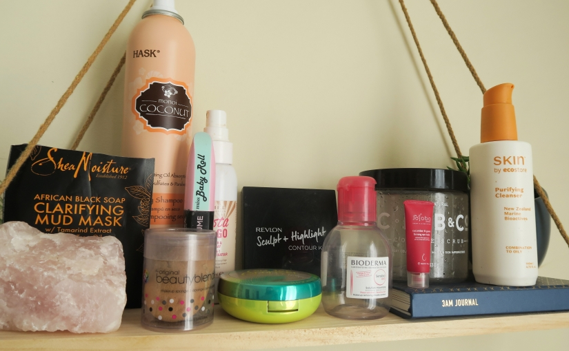 Empties: Bye Bye Beauty Blender + Best Setting Spray EVER!