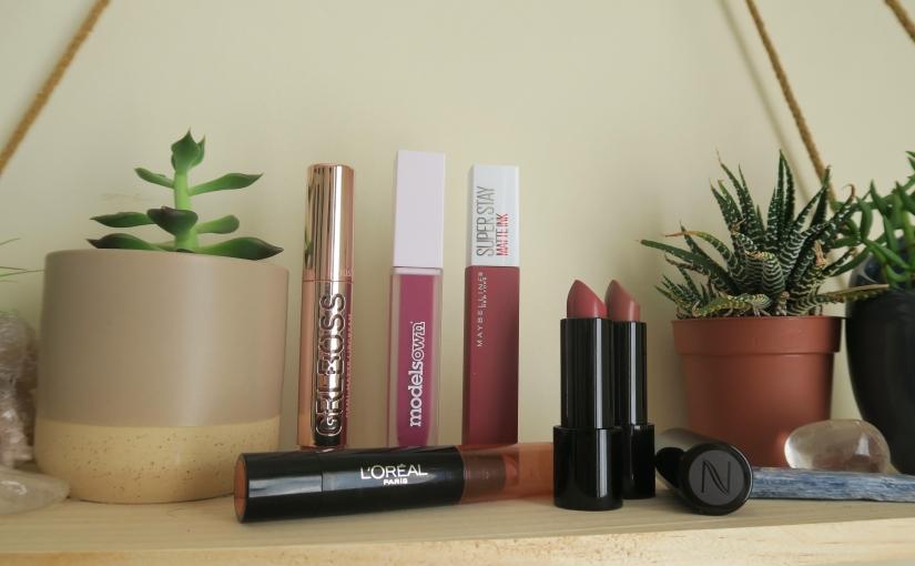 A Week in Lipsticks: New to my MakeupDraw