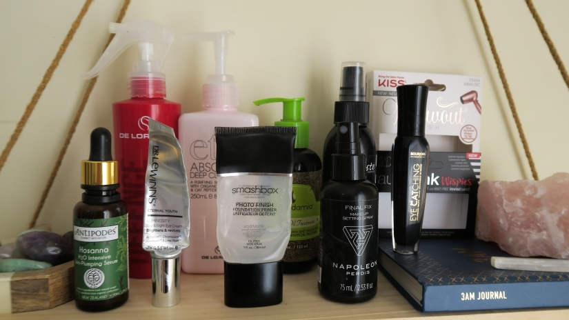 Empties: My Hair Care Secrets + False Lash Obsessed