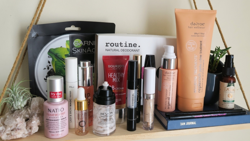 Empties: Searching for Serum's + ColourPop No Filter Concealer