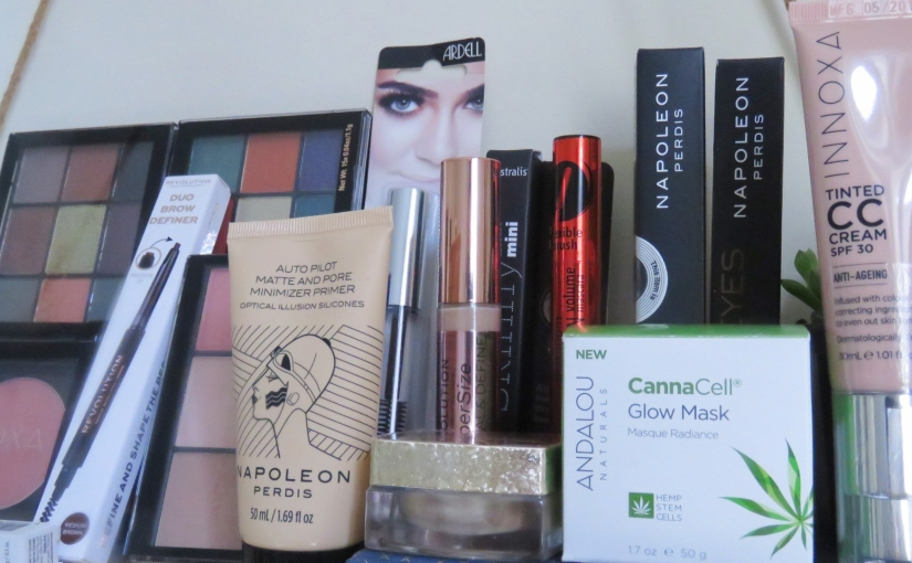 Cruelty Free at Priceline Haul '19