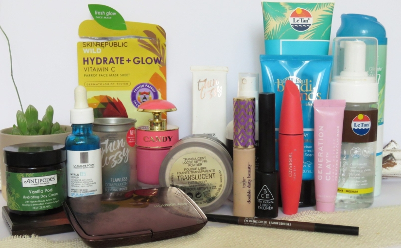Empties: The BEST Masks + Goodbye to Old Favourites